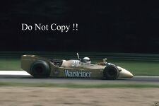 JOCHEN MASS FRECCE a2 ITALIANO Grand Prix 1979 Fotografia