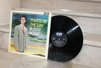 Lp. that'll be the day buddy holly (france 1966)