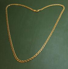lebendig und großartig im Stil harmonische Farben 100% Qualität 65cm lange Goldketten | eBay
