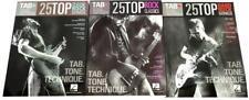 25 Top Classic Rock Classics Hard Rock Guitar Tab Books Hal Leonard