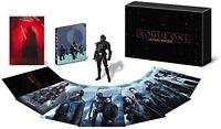 STAR WARS ROGUE ONE MovieNEX Premium Blu-ray BOX S.H.Figuarts Death Trooper SP