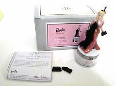 Midwest of Cannon Falls Porcelain Hinged Box Fabulous Forties Barbie PHB