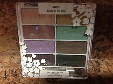 WETNWILD COLORICON EYESHADOW COLLECTION #34052 GOING IN THE WILD