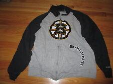 Blueline BOSTON BRUINS Zippered (MED) Sweatshirt