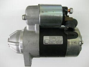 Anlasser Starter original Hitachi 114362-77011 S114-651A 12V 8 Zähne