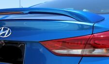 UN-Painted LIGHTED REAR Spoiler Wing FOR 2017-2018 HYUNDAI ELANTRA