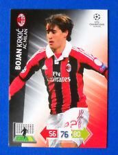 CARD ADRENALYN CHAMPIONS LEAGUE 2012/13 - BOJAN - MILAN - UPDATE EDITION