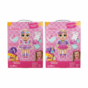 Love, Diana Baby Doll Set - Assorted For Kids Xmas Birthday Gift Item R1
