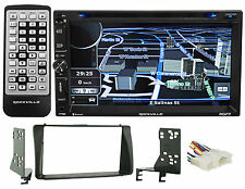 2003-2008 Toyota Corolla Car Navigation/DVD/iPhone/Pandora Bluetooth Receiver
