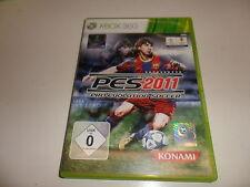 XBox 360  PES 2011 - Pro Evolution Soccer (2)