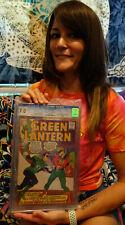 October 1965  DC Comics Green Lantern Volume 2 #40 Guardians Origin CGC 7.0