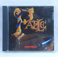 Fable (PC, 1996) CD ROM Computer game Disc Only Sirtech Telstar Electronic Rare