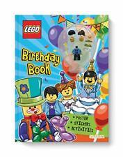 Lego Birthday Book By Ameet