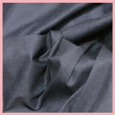 3 Yards Denim Fabric 52 / 54 inches wide sold by the yard Dark Navy Blue