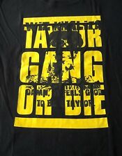 Wiz Khalifa Taylor Gang Or Die T-Shirt Tee Damm It Feels Good to Be A Taylor L