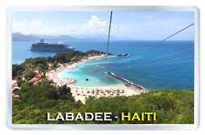 LABADEE HAITI MOD3 FRIDGE MAGNET SOUVENIR IMAN NEVERA