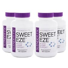 Carol Slender fx Sweet EZE 120 capsules 4 pack by Youngevity