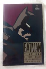 BATMAN: YEAR ONE GN TPB (FRANK MILLER) (WARNER) (1988 Series #1 1ST PRINT Fine)