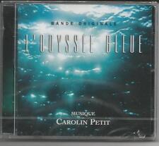 L`Odyssee Bleue - Bande Originale/OST - CAROLIN PETIT - CD 1998 NEU/OVP/NEW/NEUF