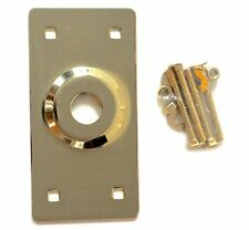 Rim Lock Cylinder Guard Center Rise Brass
