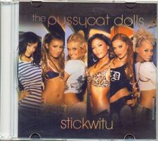 THE PUSSYCAT DOLLS - Stickwitu DUTCH ACETATE PROMO 1TR CDM 2005 RnB/SWING RARE!