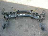 SKODA SUPERB 2009-2017 SUBFRAME (REAR) 4X4