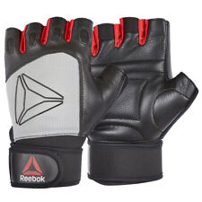 Reebok Fitness Training Gloves Exercise Weight Lifting Fingerless Gym RAGB-1562