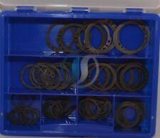Sicherungsring Sortiment Box Set  DIN 471, 71-teilig