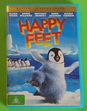 Happy Feet Best Village Roadshow Animated Feature Film 2006 G Classification 95