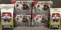 (2) Panini PRIZM 2020-21 Premier League EPL Soccer Cello Packs & Blaster Boxes