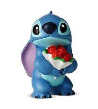 Disney Showcase - Lilo & Stitch - Stitch Holding Flowers Mini Figurine 6002186