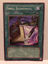 1x Yu-Gi-Oh! Spell Economics Card - AST-089 - Good Condition