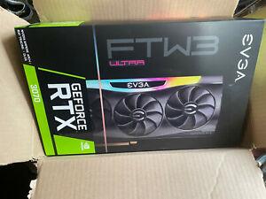 EVGA NVIDIA GeForce RTX 3070 FTW3 ULTRA 8GB Graphics Card, SHIPS FAST 🚚💨