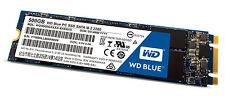 Western Digital SSD WDS500G1B0B 500GB M.2 2280 SATA III WD Blue