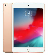 Apple - iPad mini (Latest Model) with Wi-Fi + Cellular 64GB - Gold  *New Sealed*