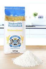 Weizendunst 2,5 kg feinste Bäckerqualität (Spätzlemehl)