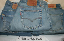 Regular High Rise 28L Jeans for Men