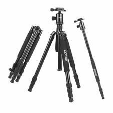 Zomei Z818 Compact Aluminium Tripod Monopod,Heavy Duty for DSLR Camera Nikon