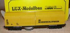 SH Lux 9131 Schienenschleifwagen D/c Gleichstrom analog und digital einsetzbar