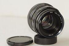 HELIOS 44m-4 SLR lens for Cannon Sony Nikon etc soviet russian vintage USSR