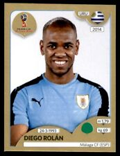 Panini World Cup 2018 (SWISS GOLD VERSION) Diego Rolan (Uruguay) No. 111