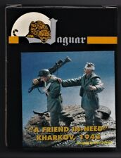 "JAGUAR MODELS 63050 - ""A FRIEND IN-NEED"" KHARKOV 1943 - 1/35 RESIN"