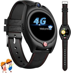 FITONME 4G Smart Watch, GPS Tracker Kids Smart Watches Phone