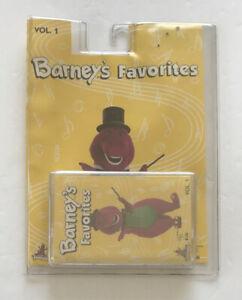 Barney's Favorites Volume 1Cassette Tape 1993