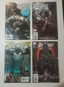 Moon Knight #1-16,18-30, Annual 1(Marvel,2006)DISNEY+ MCU UNREAD/UNOPENED NM+/MT