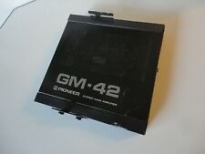 Pioneer power amplifier GM-42 old school car amplifier NO HARNESS