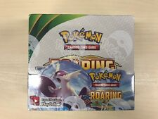 Pokemon TCG Booster Box XY Roaring Skies Display OVP ENGLISCH (36 Booster)!