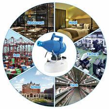 Handheld Electric 110v Disinfectant ULV Cold Fogger - Sanitizer Sprayer