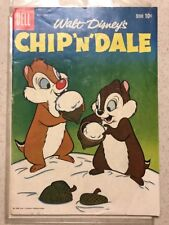 Walt Disney's Chip 'N' Dale No. 16 Dec-Feb 1958 In Exc Shape. See Pics