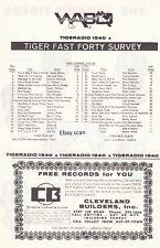 Wabq Cleveland Oh R&B/Soul Radio Music Survey 5-14-66